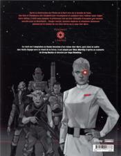 Star Wars ; la cavale du contrebandier - 4ème de couverture - Format classique