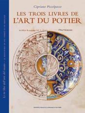 Les trois livres de l'art du potier - Couverture - Format classique