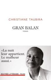Gran Balan - Couverture - Format classique