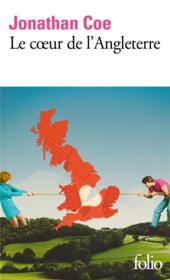 Le coeur de l'Angleterre - Couverture - Format classique