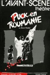 Revue L'Avant-Scene Theatre N.1056 ; Puck En Roumanie - Couverture - Format classique