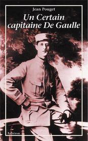 Un certain capitaine de gaulle - Intérieur - Format classique