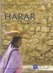 Harar, Guide Culturel - Intérieur - Format classique