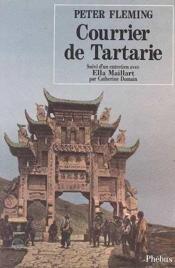 Courrier de tartarie - Couverture - Format classique