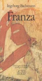 Franza - Couverture - Format classique
