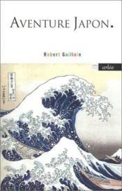 Aventure Japon - Couverture - Format classique