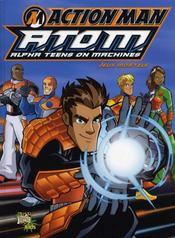 Action man t.1 ; jeux mortels - Intérieur - Format classique