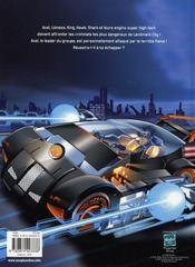 Action man t.1 ; jeux mortels - 4ème de couverture - Format classique