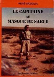 Le Capitaine Au Masque De Sable - Couverture - Format classique