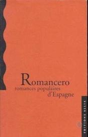 Romancero - Couverture - Format classique