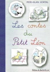Les contes du petit Léon - Couverture - Format classique