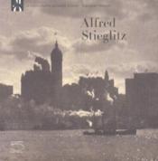Alfred Stieglitz (Edition Francaise) - Couverture - Format classique