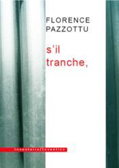 S'Il Tranche - Couverture - Format classique