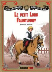 Le petit Lord Fauntleroy - Couverture - Format classique