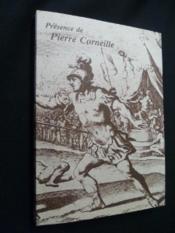Présence de Pierre Corneille - Couverture - Format classique