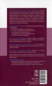 Guide fiscal des actes ; fiscalité pratique ; formules fiscales ; émoluments ; chiffres du patrimoine (12e édition) - 4ème de couverture - Format classique