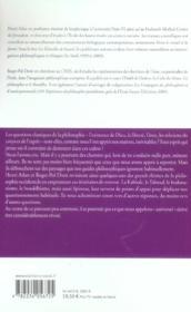Chemins qui mènent ailleurs ; dialogues philosophiques - 4ème de couverture - Format classique