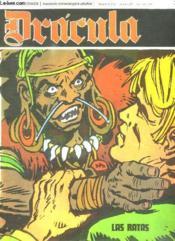 Dracula N° 29 Las Ratas. Texte En Espagnol. Bande Dessinee Pour Adultes. - Couverture - Format classique