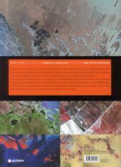 Espace Terre ; notre planète vue par les satellites - 4ème de couverture - Format classique