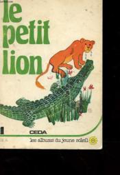 Le Petit Lion - Couverture - Format classique