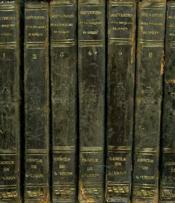 SOUVENIRS DE LA MARQUISE DE CREQUY 1710 à 1802. EN 7 TOMES. 2e EDITION. - Couverture - Format classique