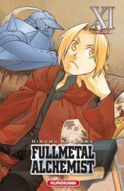 Fullmetal alchemist ; INTEGRALE VOL.11 ; T.22 ET T.23 - Couverture - Format classique