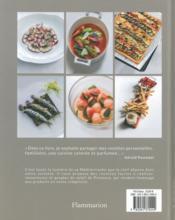 Ma Méditerranée # cuisine - 4ème de couverture - Format classique