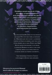 Les princesses du royaume de la fantaisie T.5 ; princesse de la nuit - 4ème de couverture - Format classique
