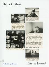 L'autre journal - Couverture - Format classique