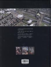 L'oeil des dobermans t.3 ; la grimace du vieux singe - 4ème de couverture - Format classique
