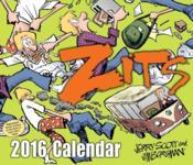 Zits 2016 - Couverture - Format classique