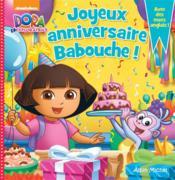 Joyeux anniversaire Babouche ! - Couverture - Format classique