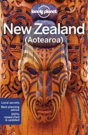 New Zealand (19e édition) - Couverture - Format classique
