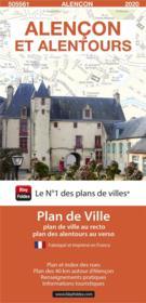 Alençon et alentours (édition 2020) - Couverture - Format classique