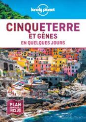Cinqueterre et Gênes (édition 2020) - Couverture - Format classique