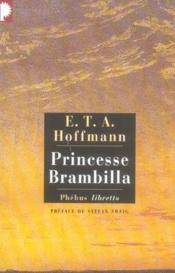 Princesse Brambila - Couverture - Format classique
