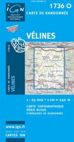 Velines - Couverture - Format classique
