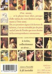 Mon Amour - 4ème de couverture - Format classique