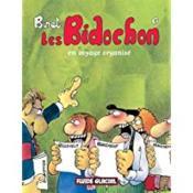 Les Bidochon T.6; Les Bidochons En Voyage Organise - Couverture - Format classique