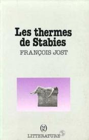 Thermes de stabies (les) - Couverture - Format classique