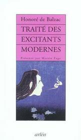 Traité des excitants modernes - Intérieur - Format classique
