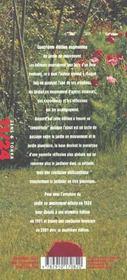 Le jardin en mouvement - 4ème de couverture - Format classique