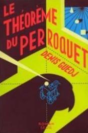Le theoreme du perroquet - Couverture - Format classique