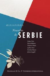 Nouvelles de Serbie - Couverture - Format classique