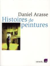 Histoires de peintures - Couverture - Format classique