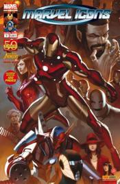 Marvel Icons V2 N.9 - Couverture - Format classique