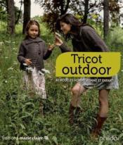 Tricot outdoor famille - Couverture - Format classique