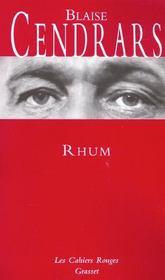 Rhum - Intérieur - Format classique