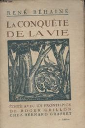 Conquete De La Vie. - Couverture - Format classique
