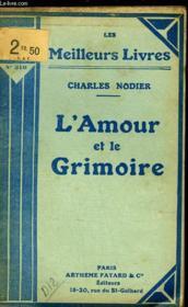 L'Amour Et Le Grimoire - Les Marionnettes - Couverture - Format classique